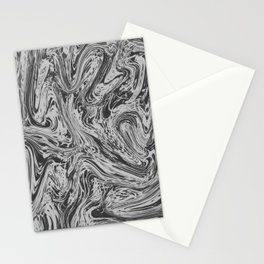 Grey Grass Stationery Cards