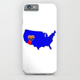 State of Arizona iPhone Case