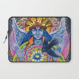 Estrella de la Luz - Angel of New Beginnings Laptop Sleeve