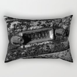 Time Gone By Rectangular Pillow
