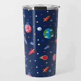 space adventures Travel Mug