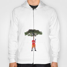 Warrior tree Hoody