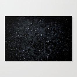 Snowfall 2 Canvas Print