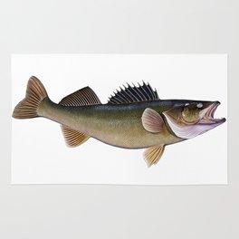 walleye Rug