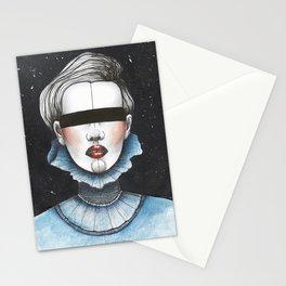 Space Princess Stationery Cards