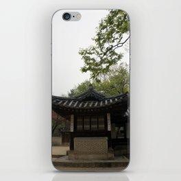 secret garden 7 iPhone Skin