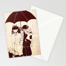 A Series of Unfortunate Events Stationery Cards