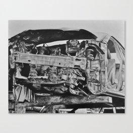 L'Intérieur Canvas Print