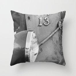 Outlaw Throw Pillow