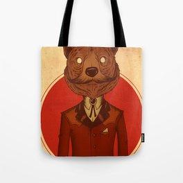 {Bosque Animal} Oso Tote Bag