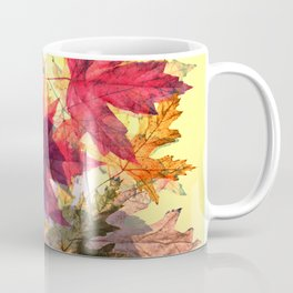 fallen leaves III Coffee Mug