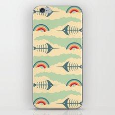 bittersweet pattern iPhone & iPod Skin