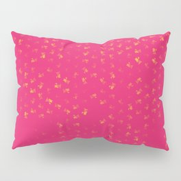 virgo zodiac sign pattern py Pillow Sham