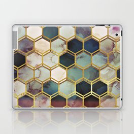 RUGGED MARBLE Laptop & iPad Skin