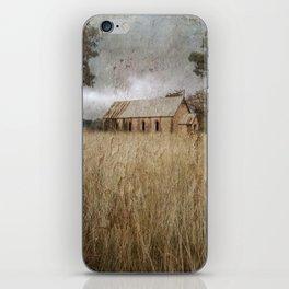 Dripstone Church iPhone Skin