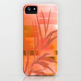 Silky Dusk iPhone Case