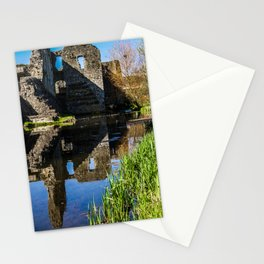 Reflecting on the Past Stationery Cards