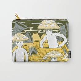 Mushroom Men Carry-All Pouch