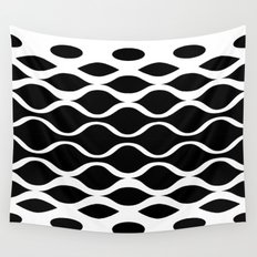 Subatomic Wall Tapestry