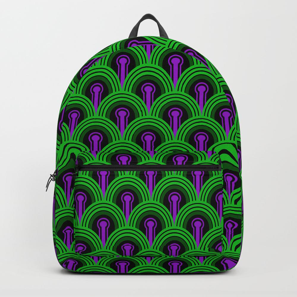 Room 237 Backpack by Binarygod BKP8605768