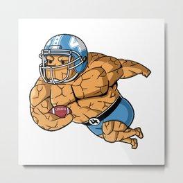 giant rugby Metal Print