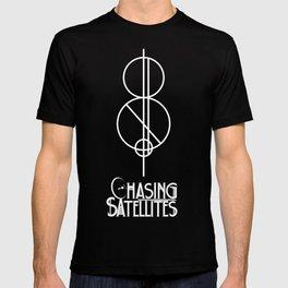 Chasing Satellites // Crop Circle 2 T-shirt