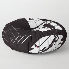Light Floor Pillow