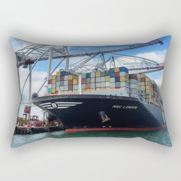 Containers Rectangular Pillow