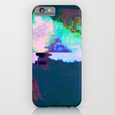 18-23-46 (Skyline Cloud Glitch) iPhone 6s Slim Case
