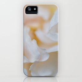 Rose - Flower Photography iPhone Case
