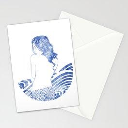 Mermaid Stationery Cards