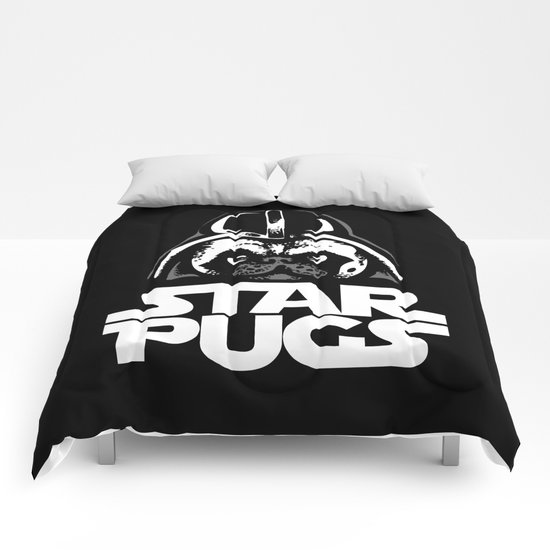 Welcome to the Dark Side Comforters