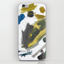 Think Big Watercolor iPhone Skin