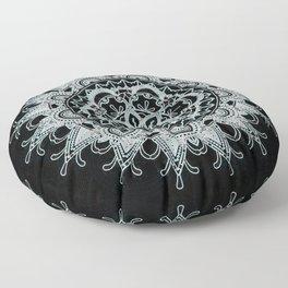 Mandala shadow Floor Pillow