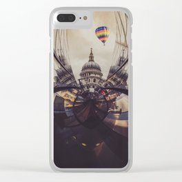 Another St Paul gaze Clear iPhone Case