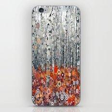 :: Run Free Woods :: iPhone Skin