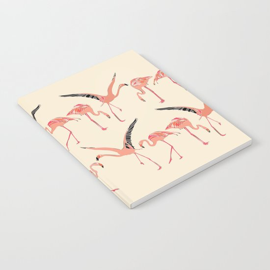 vanilla flamingos Notebook