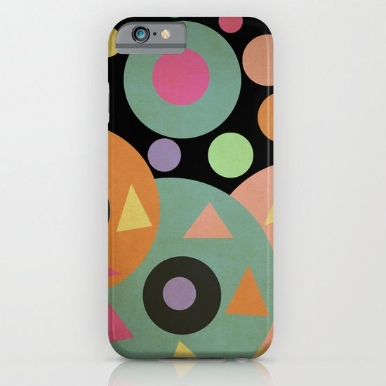 circles iPhone & iPod Case