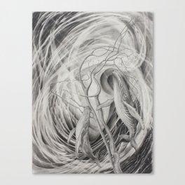 Whale Dance Canvas Print