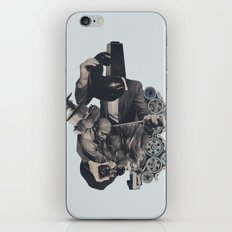 Aftershock iPhone & iPod Skin