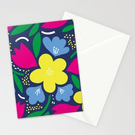 Floral Festival Stationery Cards