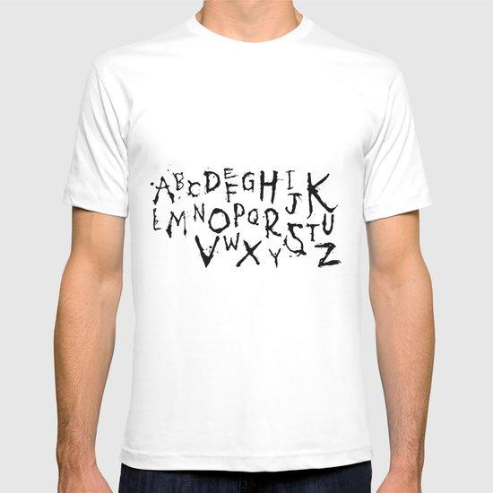 Alphabet #1 T-shirt