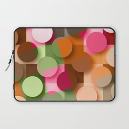dots & squares Laptop Sleeve