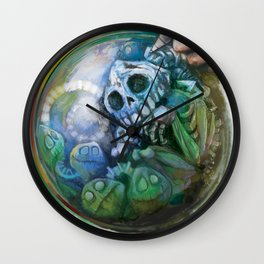 HIDDEN Wall Clock