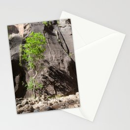 Pinyon Pine Tree (The Narrows, Zion National Park, Utah) Stationery Cards