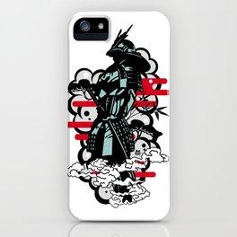 samurai#2 iPhone Case