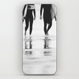 Catch a wave III iPhone Skin