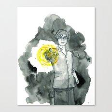 FireBall Canvas Print