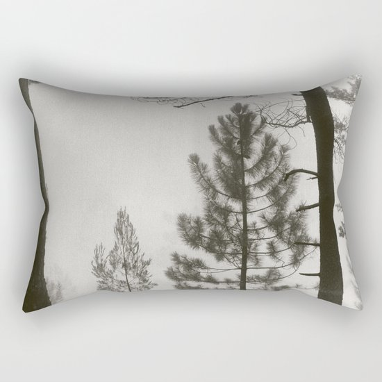 Into the woods VIII Rectangular Pillow