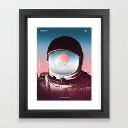 114 - Amaneceres Framed Art Print